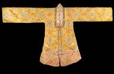 Manteau de l'impératrice Nam Phuong.