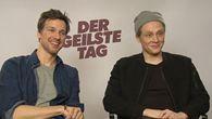 DER GEILSTE TAG || Interview mit Matthias Schweighöfer und Florian David Fitz