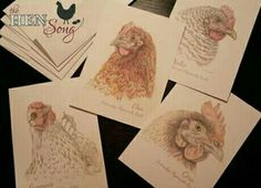 Chicken Art, Hens, Rooster, Animals, Animales, Animaux, Animal, Animais, Chicken