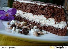 Míšův tvarohovo-banánový dortík Tiramisu, Pudding, Ethnic Recipes, Desserts, Food, Cakes, Tailgate Desserts, Deserts, Cake Makers