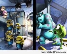 Funny minions 2014 wallpaper