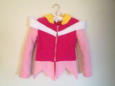 Princess Sleeping Beauty Fleece Girls hoodie shirt (Girls sizes). $100.00, via Etsy.