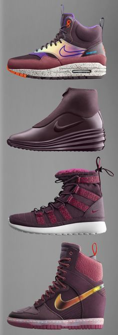 Nike Sportswear Holiday 2014 Sneakerboot Collection