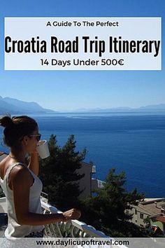 Following our Croatia road trip itinerary, you will visit four national parks, swim in pristine pools, hike your heart out, explore old cobblestone streets, medieval buildings and spend a few days relaxing by the beach...