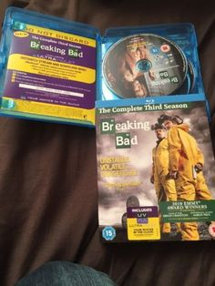 Breaking bad - series 3 - complete #(blu-ray, #2013, #3-disc set),  View more on the LINK: 	http://www.zeppy.io/product/gb/2/252335792357/