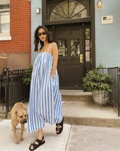 Shop the best (and biggest) selection of dresses for any and every occasion all on Verishop. Free shipping over $35 and free returns. Stylish Dresses, Dresses For Work, Dress Outfits, Cool Outfits, Midi Dresses Online, Casual Street Style, Diy Clothing, Spring Summer Fashion, Fit And Flare