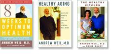 Dr. Weil... I have them all too :-)