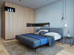 """Квартира,площадью 110 м кв. в ж/к """"Акварель"""" в городе Днепр. Основной задачей было создание функционального и комфортного пространства для молодой семьи. Кухня-гостиная, кабинет, спальня хозяев и детская- все помещения решены в современном стиле, с примен…"""