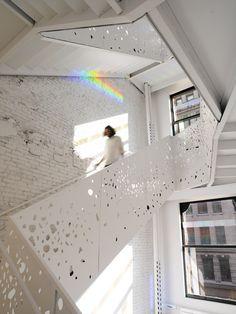 Departamento de Filosofía de la NYU / Steven Holl Architects