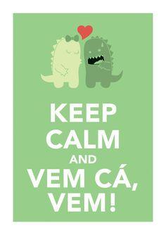 keep calm (: