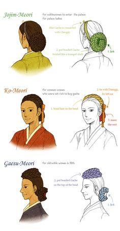 Married Women's hair style (2) by Glimja on deviantART