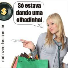 Só estou dando uma olhadinha - Mentira! - Rádio Vendas com Leandro Branquinho by leandrobranquinho by leandrobranquinho, via SoundCloud