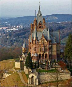 Dragon Castle in Germany