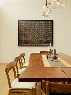 mesa de 2 tablones