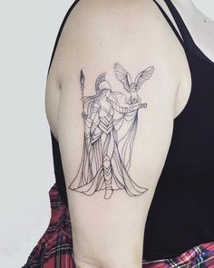 Laura Martinez – Source by Laura Martinez – Tattoo Life, Wisdom Tattoo, Time Tattoos, Body Art Tattoos, New Tattoos, Sleeve Tattoos, Artemis Tattoo, Athena Tattoo, Aphrodite Tattoo