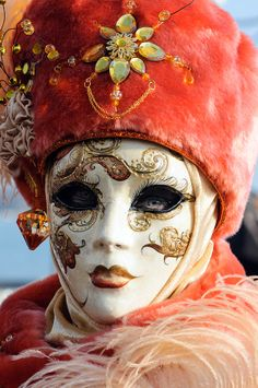 Carnival, Venice by Alin Anghelovici on 500px