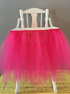 easter tulle skirt pastel table by avarymaeinspirations on