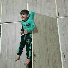 شیوه نوین تنبیه کودکان !!
