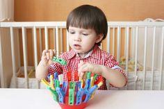Развивающие игры для детей 1 год 9 месяцев