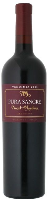 Pura Sangre by Angel Mendoza - rarely available outside the winery.  In my opinion, it's the best buy in Argentina.