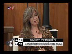 El Silala: Tertulia X. Galarza Lora, P. Doris Cortes, F. Gutierrez y Enr...