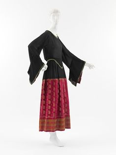 Dress, Paul Poiret, 1922, The Metropolitan Museum of Art