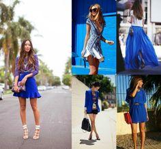 Fashion Friday: a volta do azul bic   CBBlogers