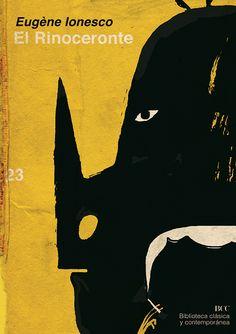 Joaquín Pertierra. Portada El rinoceronte. BCC. 1965