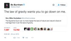 He's always got some  Twitter comebacks. | 29 Times Bo Burnham Ruined You For Other Men