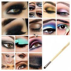 Você pode escolher a melhor cor e textura de sombra, só que o detalhe mais importante é na escolha do pincel para que o resultado da maquiagem nos olhos fique incrível. A dica Ludovicus Eu Quero de hoje é o Pincel de Sombra (n° 12) da marca Macrilan (https://www.ludovicus.com.br/produto/761847/macrilan-pincel-para-sombra-eco-12). Aproveite e dê uma olhadinha na linha completa da marca no www.ludovicus.com.br. #boatarde #boanoite #Ludovicus #compras #LudovicusEuQuero #pinceldesombra #beleza