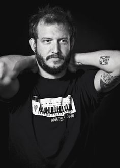 I am deeply in love with you, Justin Vernon (lead singer of Bon Iver)