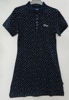 Best Polo Shirts, Short Sleeve Dresses, Dresses With Sleeves, Fashion, Moda, Gowns With Sleeves, Fashion Styles, Fasion
