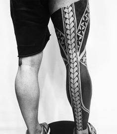 Best Leg Tattoos For Men: Cool Leg Tattoo Ideas, Badass Thigh, Calf, Ankle, Shin Tattoo Designs For Guys