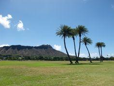 Kapiolani Park & Diamond Head
