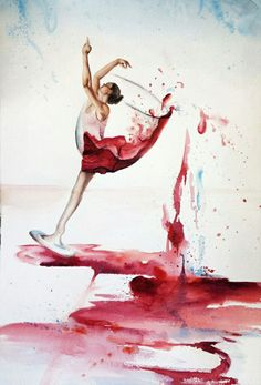 Wonderfully Uplifting And Intoxicating Wine Art – Bored Art - Malerei Kunst Wine Painting, House Painting, Wine Photography, Wine Art, Wine Time, Art Studios, Watercolor Paintings, Ballet, Canvas Paintings