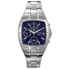 Pulsar Men's PF3271 Alarm Chronograph Watch Pulsar. $55.75. Stainless-steel case; Blue dial; Date function; Chronograph functions. Quality Japanese-Quartz movement. Water-resistant to 330 feet (100 M). Mineral crystal