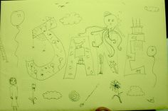 Whimsy Drawing on a Birthday Card.quick illustration on train probably Original Art For Sale, Birthday Cards, Train, The Originals, Drawings, Illustration, Bday Cards, Birthday Greetings, Sketches