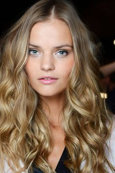 Get all the beauty tips, tools and tricks used to achieve that covetable VS bombshell look.