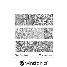 Image result for winstonia The Carnival plate