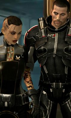 Jack & Shepard by Nightfable on deviantArt Mass Effect Jack, You Don't Know Jack, Mass Effect Universe, Star Force, Fantasy Heroes, Cosplay Weapons, Cyberpunk Character, Critical Role Fan Art, My Fantasy World