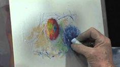 soft pastell tutorials - YouTube