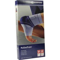 MALLEOTRAIN Sprunggelenkb.rechts Grösse 5 titan:   Packungsinhalt: 1 St Bandage PZN: 01284123 Hersteller: Bauerfeind AG / Orthopädie…