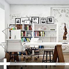 Evinizin dekoru, hakkınızda çok şey anlatır. buyukarti.com.tr