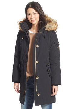 d5d4b46b3 21 Best Winter Coats images in 2017 | Winter coat, Parka, Fur trim