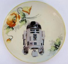 Star Wars -Altered Antique Plates