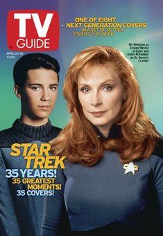 Cover 13 of Star Trek Anniversary Watch Star Trek, Star Trek Tv, Star Trek Ships, Star Trek Enterprise, Star Trek Voyager, Star Trek Images, Star Trek Original Series, Star Trek Characters, Movie Magazine