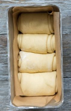 Milk bread made from incredible yeast dough - happy female recipes backen backen rezepte bread bread bread Bread Recipes, Baking Recipes, Cookie Recipes, Food Cakes, Vegetable Drinks, Pampered Chef, How To Make Bread, Sweet Bread, Bakery