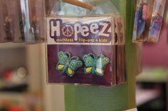 Hopeez™ Klip-onz 4 Kidz is at Stylelicious! 1418 2nd Avenue @74th St.    http://www.styleliciousnyc.com/