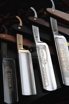 With the price of razor blades today you'ld be wise to get yourself one of these Dovo straight razors. Check out our straight razors... https://alehorn.com
