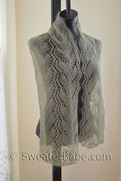 Ravelry: #154 Gossamer One-Ball Lace Scarf pattern by SweaterBabe THIS pattern is FREE until 5/31/15. Please add it to your Ravelry cart to see the $0 sale price.